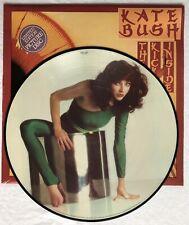 KATE BUSH - The Kick Inside - Rare 1st Press UK Picture Disc LP (Vinyl Record)