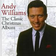 ANDY WILLIAMS - CLASSIC CHRISTMAS ALBUM - CD - Sealed