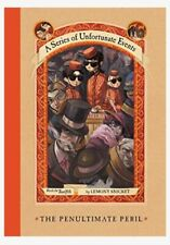 Treehouse: A Series of Unfortunate Events - The Penultimate Peril Book