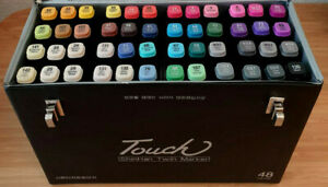 TOUCH Twin Marker 48er made in Korea