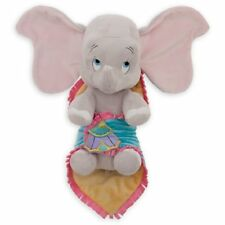 Authentic Disney Parks Disney's Babies Dumbo Plush Baby Doll and Blanket
