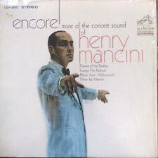 Henry Mancini Encore Vinyl LP LSP-3887 Stereo RCA Shrink