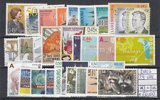 Lussemburgo /Luxembourg 2003 annata completa 29V  MNH