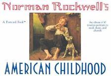 A 30 Postcard Book.: Norman Rockwell's American Children