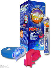 Twilight Teeth UV Whitener kit at home or while tanning, , No-Rinse