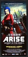 Plakat Gespenst IN The Shell Arise Maaya Sakamoto Mary Elizabeth Mcglynn L17