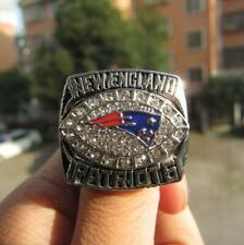 2007 New England Patriots American Football Team Ring Fan Men Party Gift