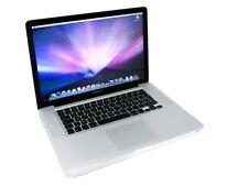 "FAST Apple MacBook Pro A1278 13.3"" Laptop i5-2435M 4GB RAM 180GB SSD Sierra"