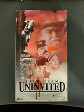 The Univited VHS