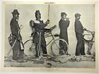 1898 THE BLACKVILLE TOUGH RIDERS - KNAFFL & BRO - LESLIE