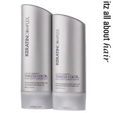 Keratin Complex Color Shampoo & Conditioner 400ml