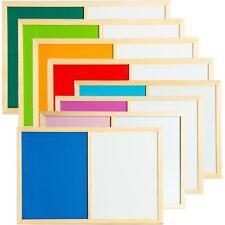 Pizarra Magnética officecentre ® seco limpie & Color Corcho Tablón de anuncios 2 Tamaños
