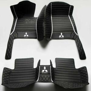 Suitable  Mitsubishi Galant Lancer Outland Non-toxic waterproof pad Car foot Mat