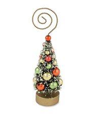 Bethany Lowe - Christmas - Christmas Tree Ornament / Placecard Holder - LO4641