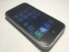 Apple iPhone 3G - 8GB - Black (Unlocked) A1241 (GSM) (CA) #A