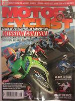 Motorcyclist Magazine August 2011 Class of 2011 Superbike Comparison Honda Gold