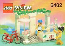 LEGO 6402 Town / Paradisa - Sidewalk Café - 1994 - NO BOX