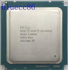 Intel Xeon E5-2695 V2 LGA 2011 SR1BA 12-Core 2.40GHz 30MB  CPU Processors