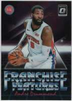 2018-19 Donruss Optic Franchise Features #9 Andre Drummond Pistons