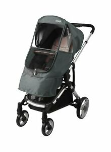 Manito Elegance Beta Stroller Weather Shield/Rain Cover (Grey)