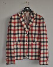 THOM BROWN Womens Wool Blazer Jacket Size 2
