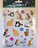 B43 TN Stickers Bujo stickers Journaling Deco Siamese Cats planner stickers