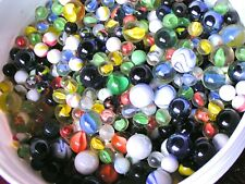 TWO HUNDRED Glass Marbles