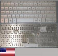 Tastiera Qwerty US HP Pavillon DV2-1000 DV2-1100 512161-001 517584-001 Bianco