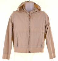 TIMBERLAND Boys Overjacket 13-14 Years Khaki Cotton  HL06