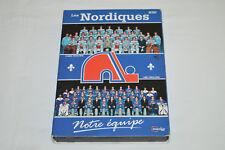 Les Nordiques (DVD, 2006, Canadian) Quebec Nordiques Notre Equipe 2-DISC Hockey