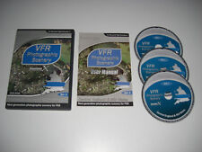VFR Scenery GENERATION X Volume 2 VSN 1 Central England & Mid Wales PC DVD FSX
