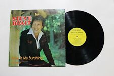 STEVE BOALT Jesus Is My Sunshine LP ZLP-918 S US 1979 VG++ Signed Cov 2D