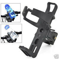 Moto Bike MTB Bicycle Drink Water Bottle Cup Holder Mount Cage Quick Release