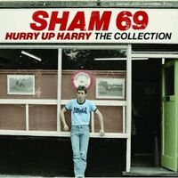 Sham 69 - Hurry Up Harry: The Collection (NEW CD)