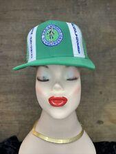 New listing Vintage San Antonio Gunslingers Football Usfl Mesh SnapBack Trucker Cap Hat