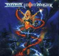 Doro Rare diamonds (1991, & Warlock) [CD]