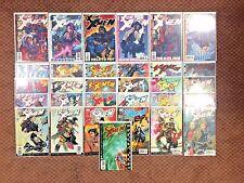 X-Treme X-Men #1-6, 8-31 PLUS Annual Comic Book Set Marvel 2001
