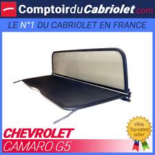 Filet anti-remous coupe-vent, windschott Chevrolet Camaro G5 cabriolet - TUV