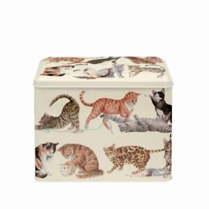Emma Bridgewater Cats Extra Large Storage Tin