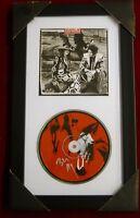 Jack White The White Stripes Icky Thump Signed CD Framed JSA R26711 (G76)