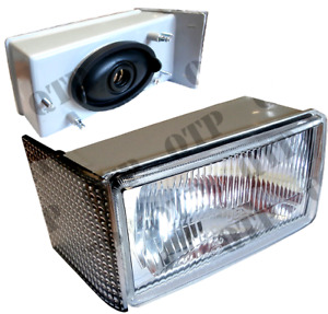 HEADLIGHT (R/H) FOR CASE INTERNATIONAL 5120 5130 5140 5150 TRACTORS.
