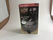 2009 Upper Deck Legacy Michael Jordan Legacy HOF Edition Sealed Box #'d to30,000