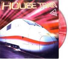 House Train - House Train - CDS - 1997 - House 4TR Cardsleeve Wolf Clamaran