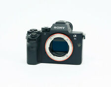 Sony Alpha A7S II 12.2 MP Mirrorless Camera - Shutter Count 2,527