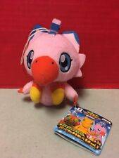 "Digimon Adventures Biyomon 5"" Plush Digital Monsters Japan Banpresto"