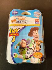 VTech V. Smile Motion Learning Adventure Toy Store 3 Ages 3-5 Disney Woody Buzz
