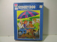 Vintage Whitman Scooby-Doo Where Are You 100 Piece Jigsaw Puzzle gm1226