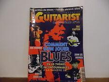 Magazine Guitarist - Hors série n°14 - Comment bien jouer blues - 1997