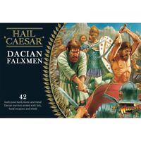 Warlord Games Hail Caesar Dacian Falxmen Warriors Infantry Soldiers Roman Wars