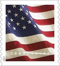 2017 USPS Forever Flag Stamp Coil of 100 stamps SELF ADHESIVES STAMPS 🐵🙈🙉🙊